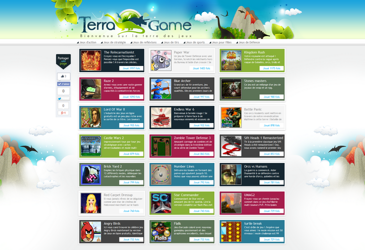 Terra Game